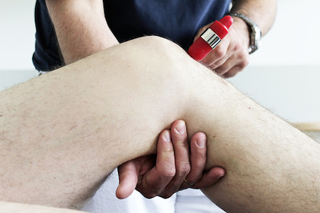 The clinic currently covers lower limb orthopaedics, but is due to expand from April