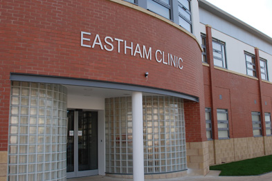 Eastham Clinic, a new walk-in service started in February 2010
