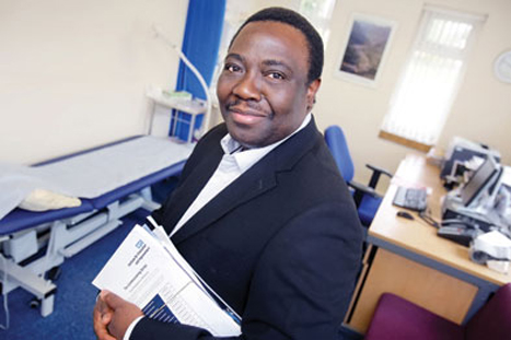 Dr Mark Attah: 'The key to becoming a successful AQP provider is to do your research well' (Picture: UNP)