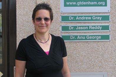 Dr Jenny Wilson