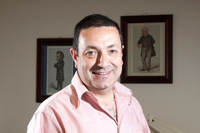 Dr Attias has a stake in a CIC at Arlesey Medical Centre (Photograph: UNP)