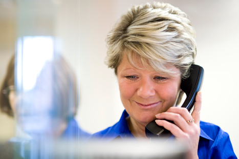 Receptionists are often an under-used resource (Picture: SPL)