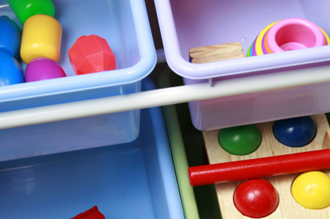 Toys in the waiting room can stay (Image: iStock)
