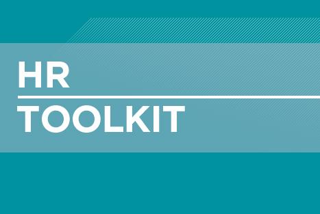 HR Toolkit for Medeconomics subscribers