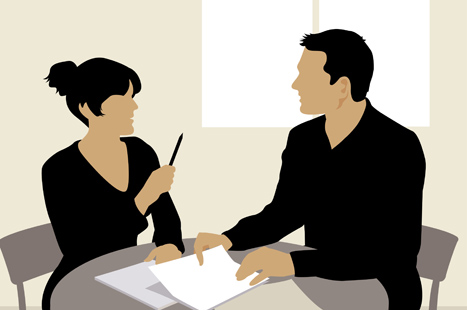A pre-termination meeting with an employee is a discussion about terminating employment on agreed terms