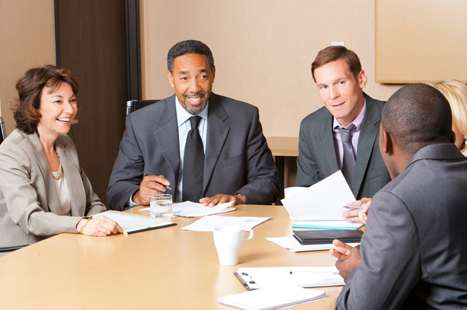 The first step is to agree board roles for directors and schedule meetings