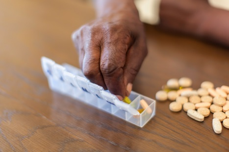 Practice-based pharmacists would help care for frail elderly patients and those with polypharmacy (Picture: iStock)