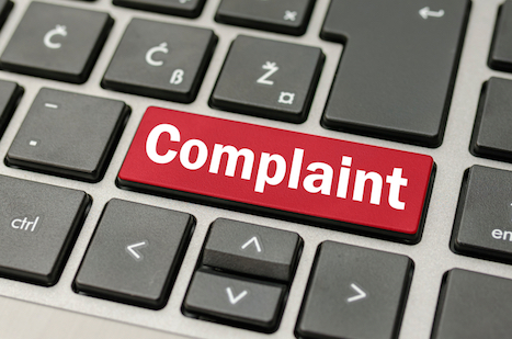 How to handle a complaint