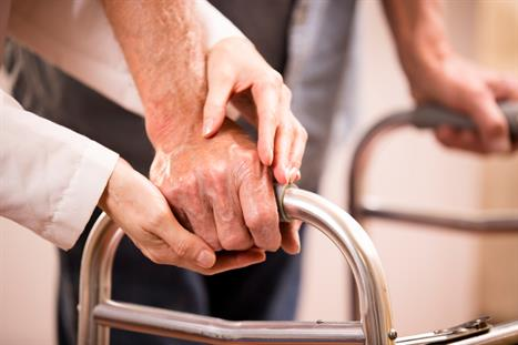 IT enables GPs to access the practice clinical systems securely from the care home (Picture: iStock)