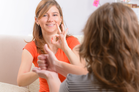 Interpreters should be appropriately qualified and DBS checked (Picture: iStock)