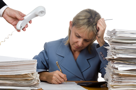 Agree rules for how and when colleagues can interrupt you (image: iStock)
