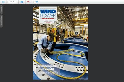 US Wind Market - Special Report