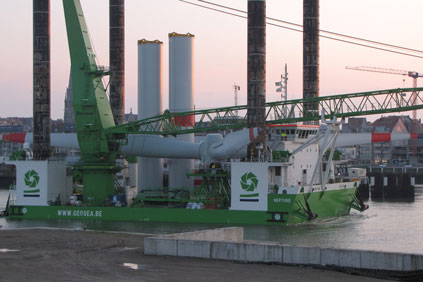 Close up - Turbine upgrade fuels offshore ambition