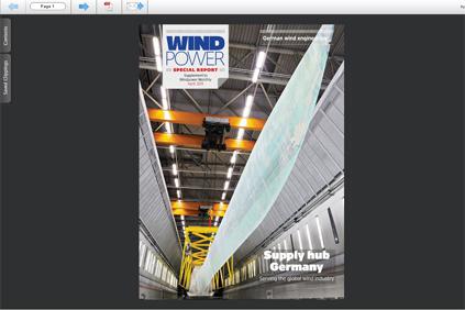 German Wind Engineering - Special Report