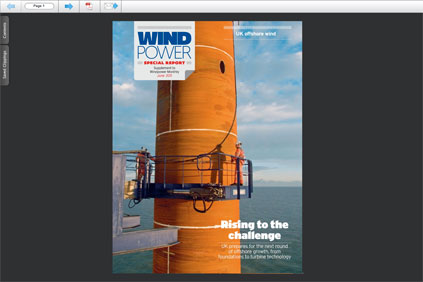 UK offshore wind - special report