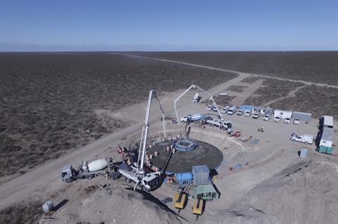 Argentina seeks to unlock delayed wind farms