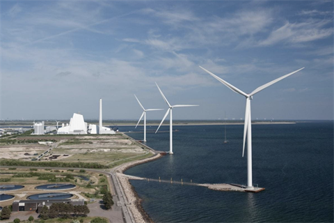 Ørsted breaks ground on first renewable hydrogen project