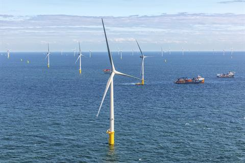European offshore wind investments hit record levels in 2020