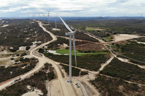 Neoenergia begins commercial operations at Brazilian cluster