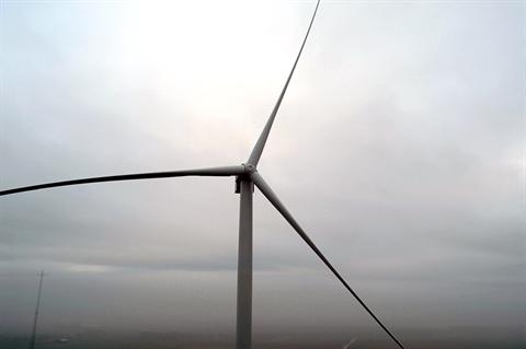 Crane collapse delays work at Swedish wind farm
