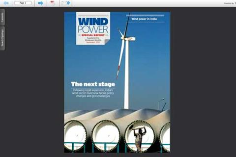 Wind power in India - Special Report
