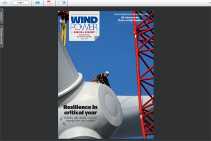 US wind market status and prospects - Special Report