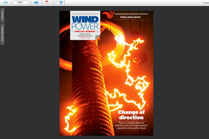 China Wind Power - Special Report