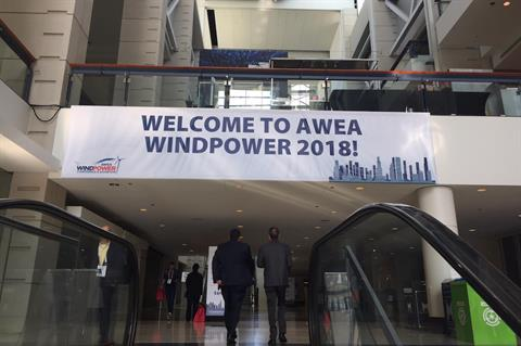 AWEA 2018: US wind power industry facing a 'tumultuous time'
