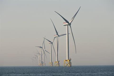 Offshore wind set for largest CfD budget share in UK tender