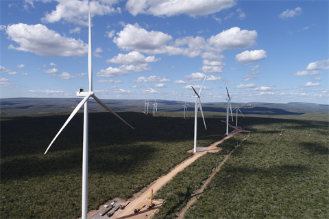 Engie completes Campo Largo 2 wind complex in Brazil