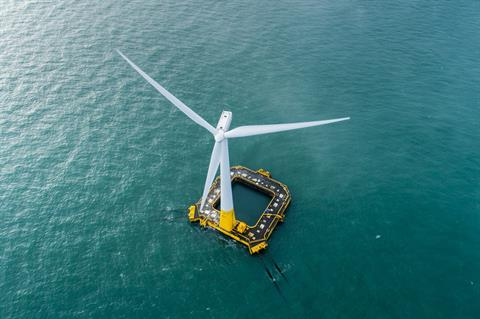 Oil and gas firm buys into Ideol to target large offshore wind projects