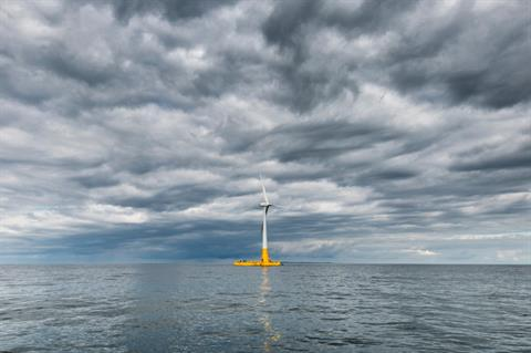 France picks bidders for 250MW floating offshore wind