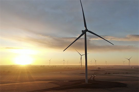 Seven 100MW-plus wind farms brought online in March