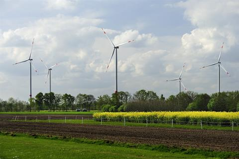 German wind auction reaches 1GW for first time since 2017