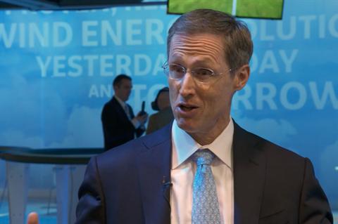 AWEA 2017: GE Renewable Energy's Pete McCabe