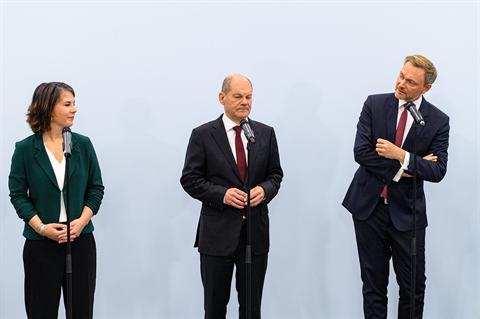 Germany eyes 'decarbonised industrial revolution'