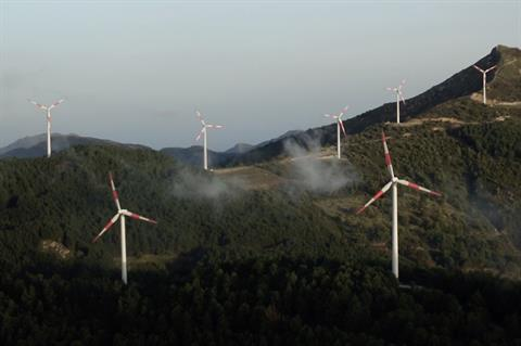 Eni to expand Italian wind capacity with 315MW deal