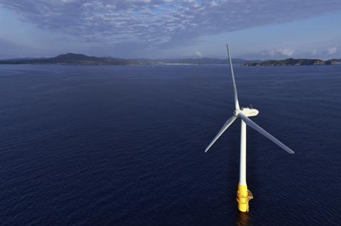 Japan picks winner for first floating offshore wind tender