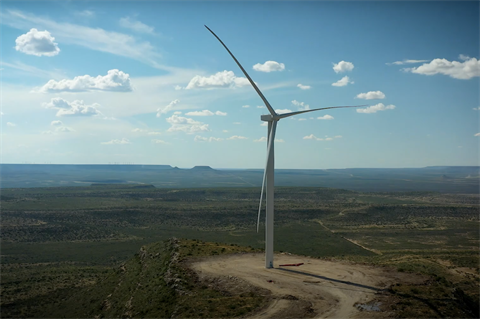 Enel pairs US wind farms with battery storage