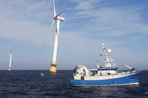 Europe leads 50GW-plus floating offshore wind pipeline
