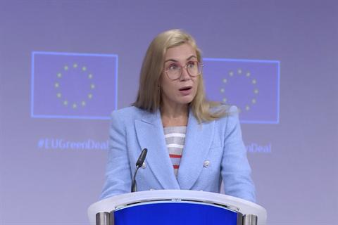 EU urges renewables expansion as energy prices rise
