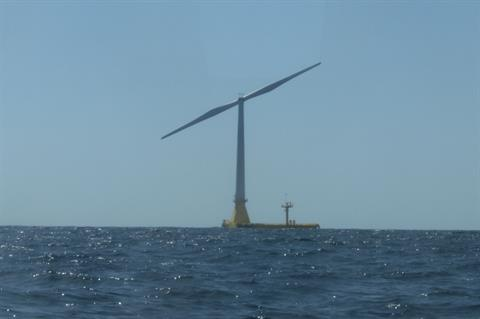 Ideol works with oil refiner on Japanese floating offshore wind