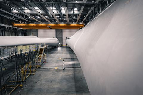 GE plans to expand Canadian wind blade factory