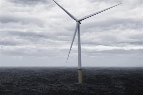 Floating installation a 'game changer' for offshore wind