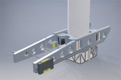 Nekkar developing automated wind turbine installation method