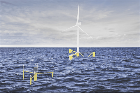 Oil major Chevron backs new floating offshore wind company