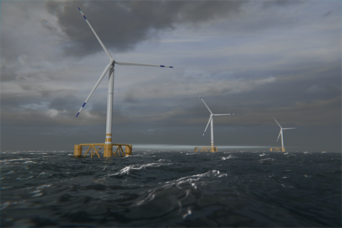 Norway funds floating offshore wind units to cut oil emissions