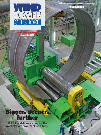 Offshore Foundations - Special Report 2013