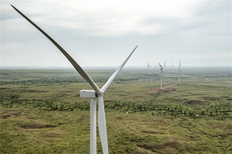 Ørsted commissions its largest onshore wind farm to date