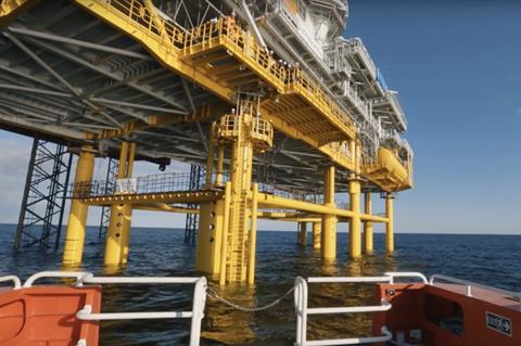 European grid operators plan modular offshore wind link